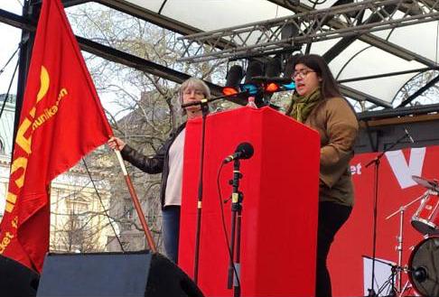 Marta talar 2016